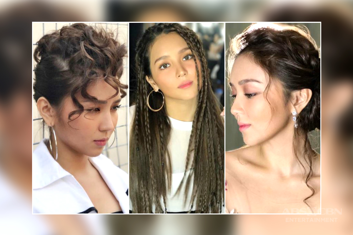 TREND SETTER! 29 photos of Kathryn Bernardo that show she can pull off any hairstyle!