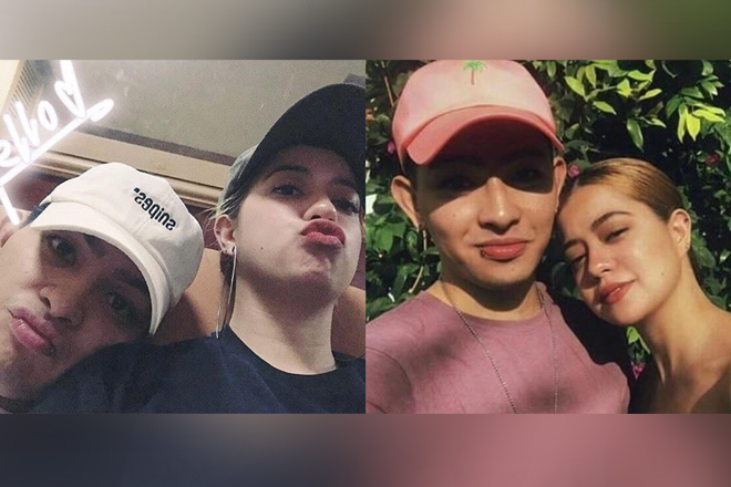 "LOOK: 23 Photos of Joao Constancia with his real-life ""kilig"" Princess"