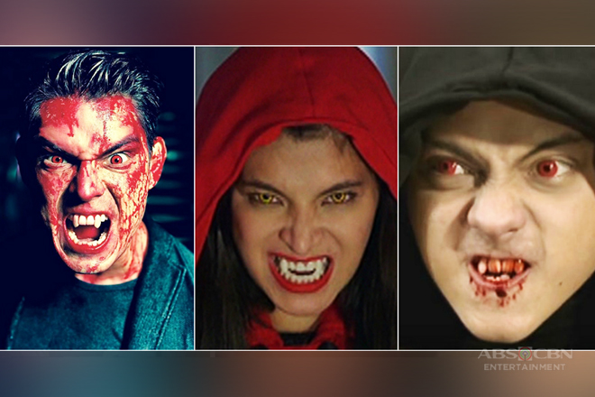 LOOK: La Luna Sangre's Best Vampire Poses