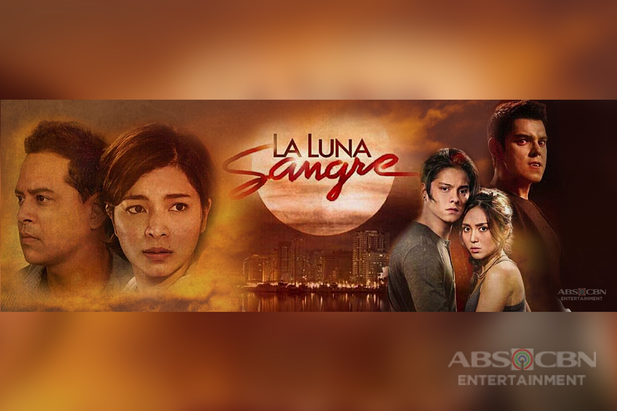 "What we are all excited to witness on ""La Luna Sangre"""