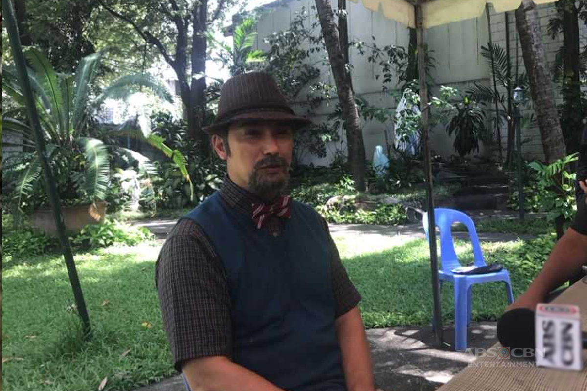 """Albert, proud at masaya na makatrabaho muli ang KathNiel sa """"La Luna Sangre"""""""
