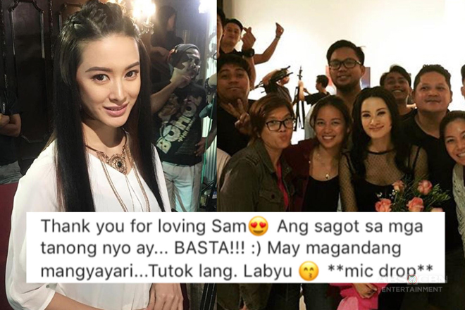 Did Maricar just give hints on what will happen next on La Luna Sangre?