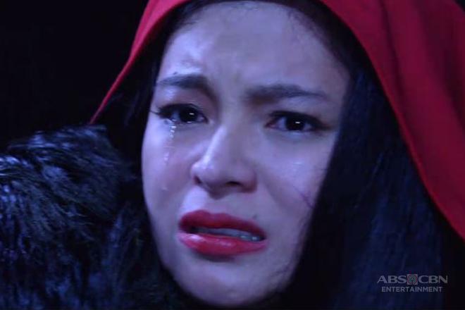 Jacintha, pinuruhan sina Tristan at Sandrino sa 'gabi ng La Luna Sangre'