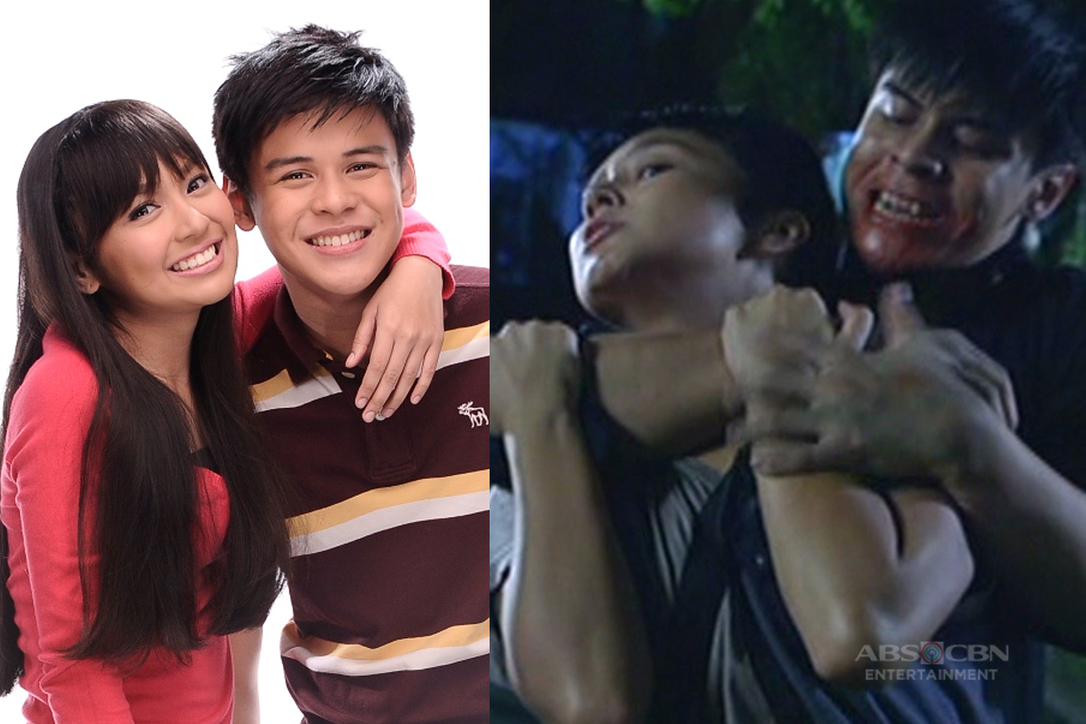 Kathryn and Khalil reunite onscreen