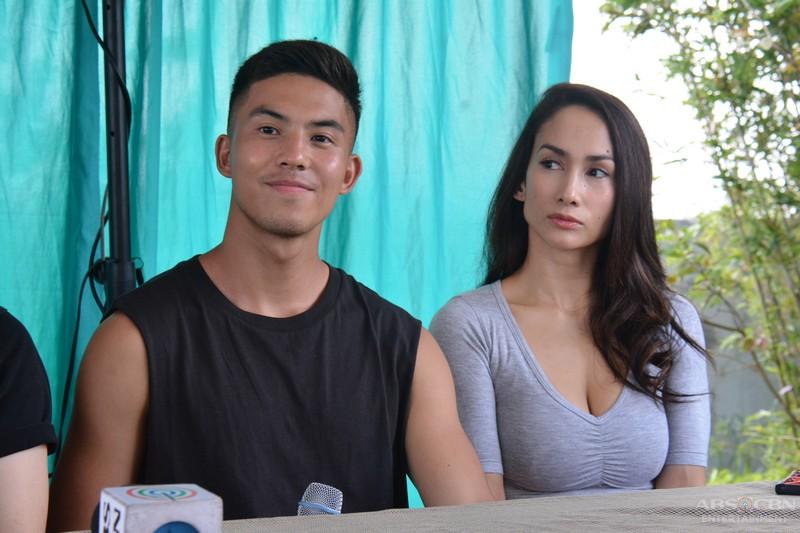 PHOTOS: On the set with La Luna Sangre cast