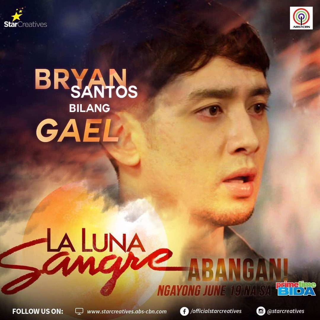 Actors and Actresses you might not know are part of La Luna Sangre