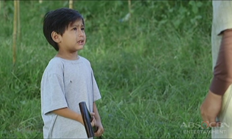 IN PHOTOS: La Luna Sangre's little Tristan continues to charm viewers on primetime