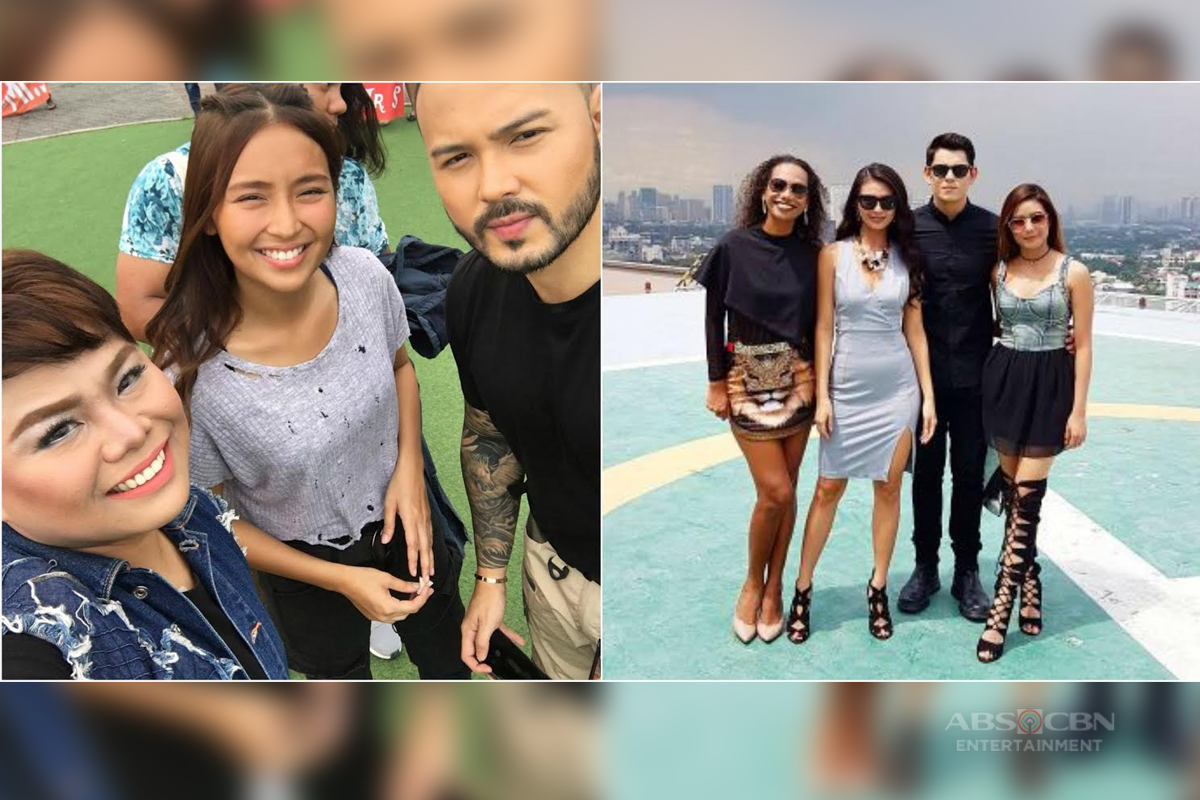 BTS photos of La Luna Sangre that will tell you everything you need to know about their upcoming episodes