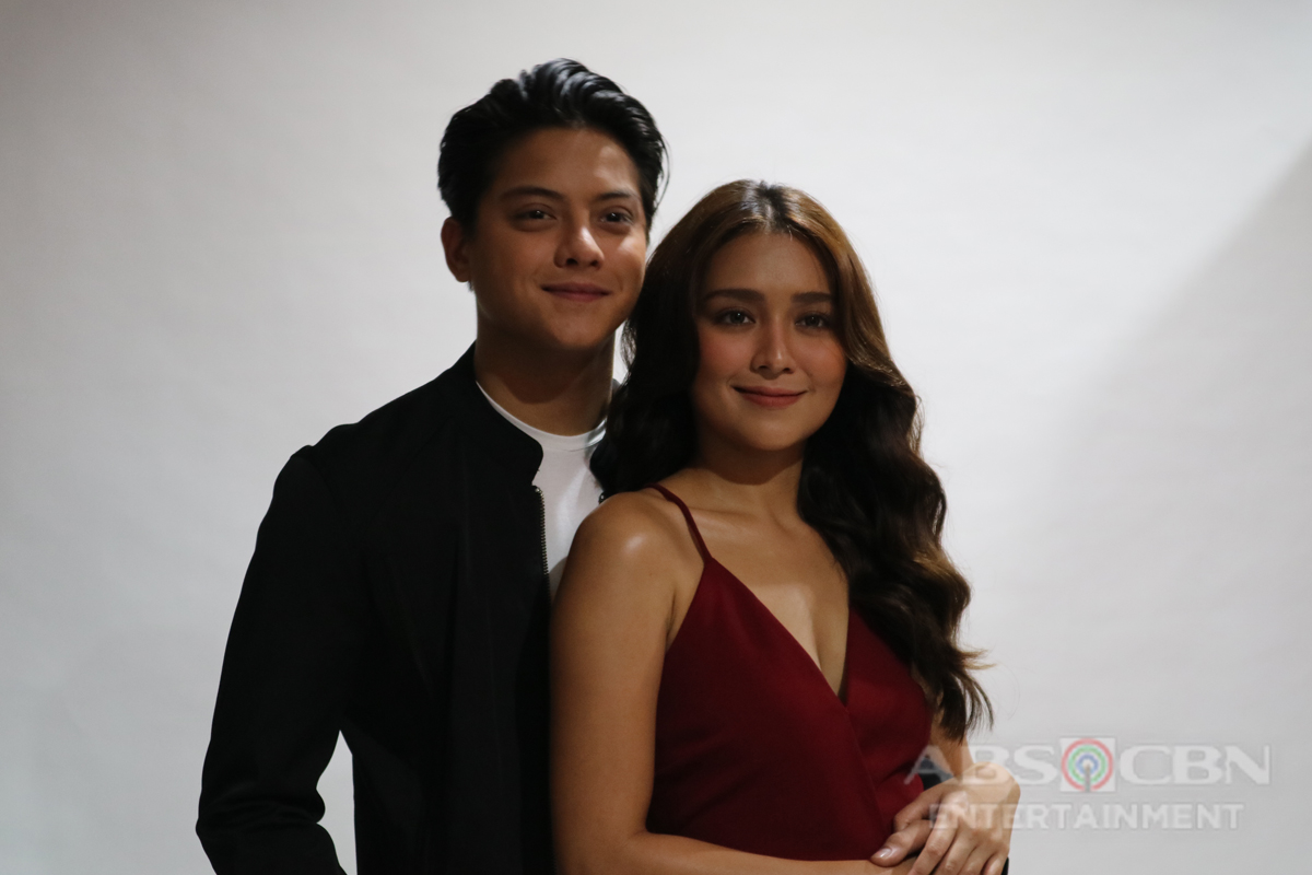 Behind-the-scenes: La Luna Promo Shoot with Kathryn and Daniel