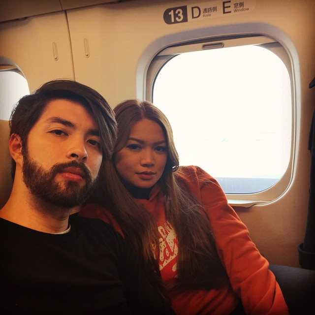 38 photos of Joross with his 'happy ever after'