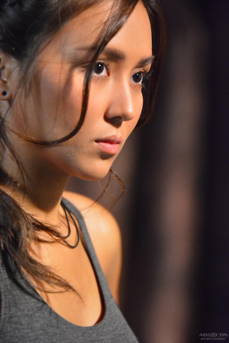 BEHIND-THE-SCENES: La Luna Sangre Promo Shoot with Kathryn