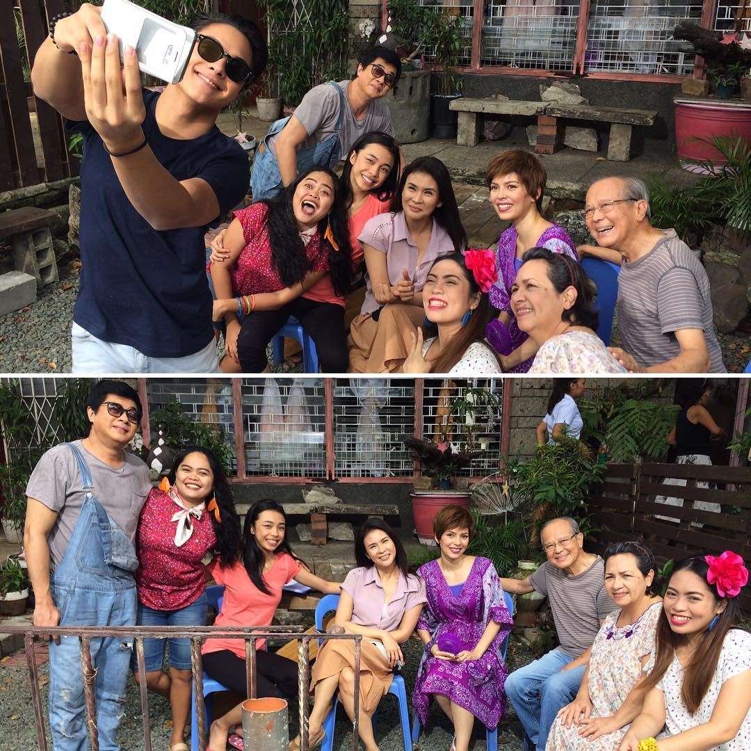 Behind-the-scenes: The Toralbas and Sisons in La Luna Sangre