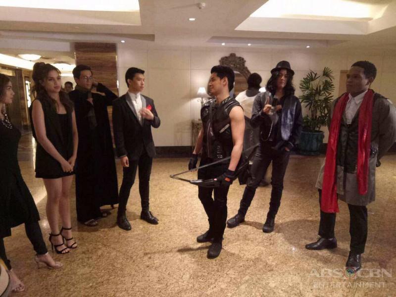 Meet the vampire-slaying squad of La Luna Sangre