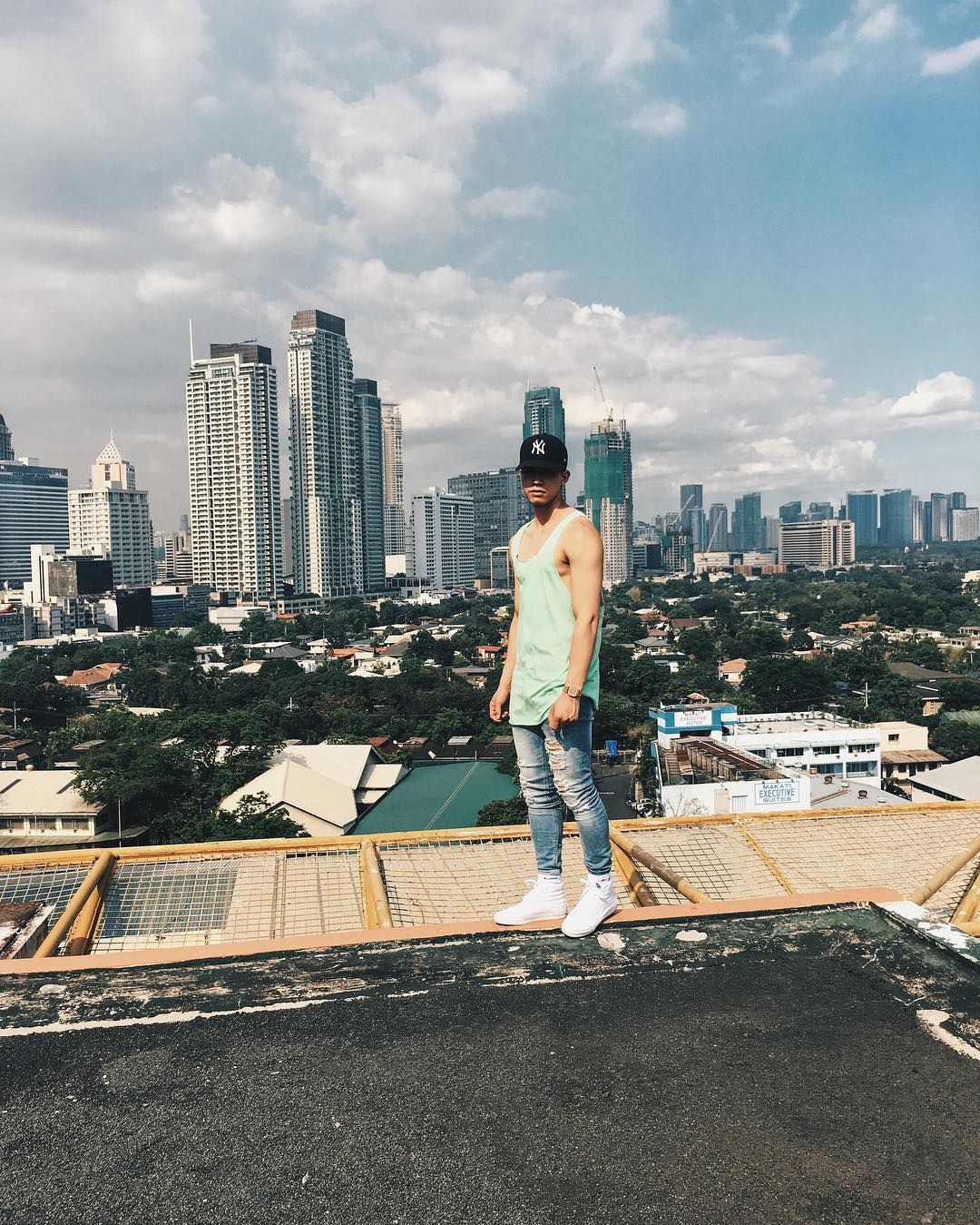 Meet the hottest wolf in town, Tony Labrusca in 39 photos