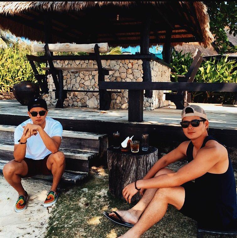 33 times Daniel Padilla's barkada were your #SquadGoals