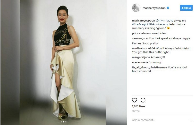 38 times Maricar Reyes proved that she's the epitome of ageless beauty