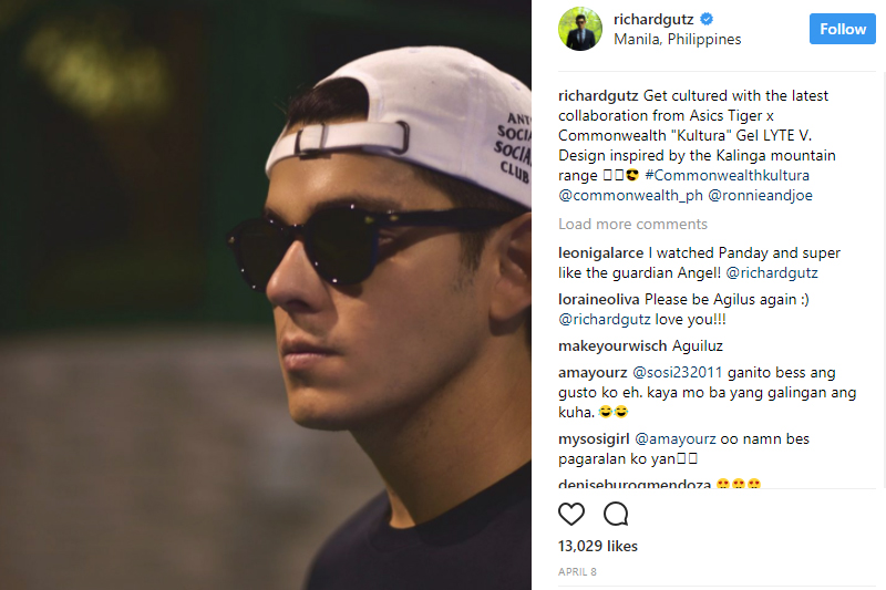 These photos of Richard Gutierrez proved he's the hottest vampire on TV!