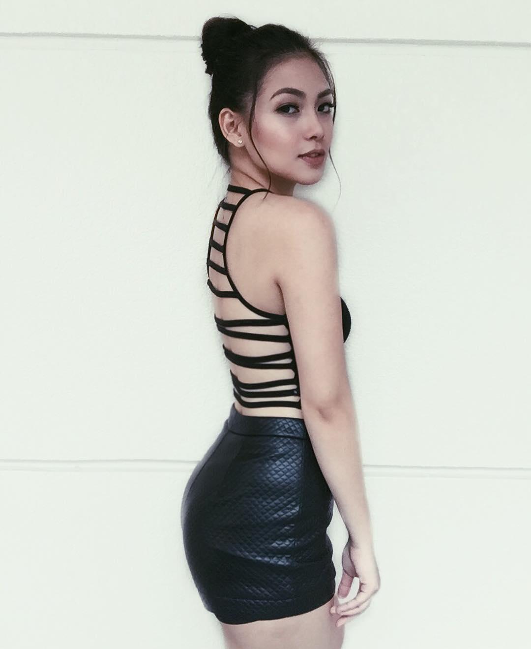 26 photos of La Luna Sangre's sexy momma Erin Ocampo!