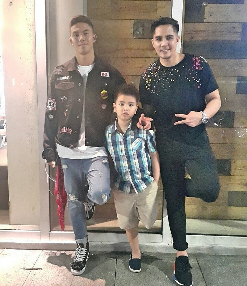 LOVEbrusca Bonding! Tony  Labrusca's Rare Moments With His Father Boom