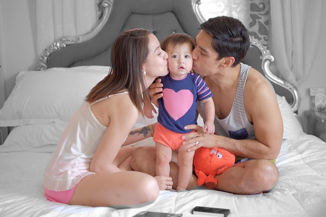 37 photos of Ali, Cristine & Amarah that showed they got the most classy family portraits!
