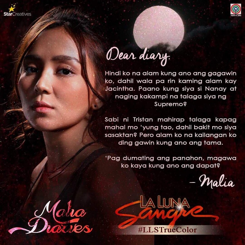 READ Malia's Diaries