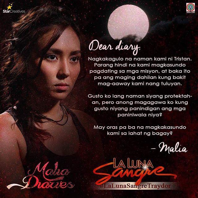 READ: Malia's Diaries