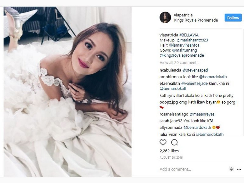Netizens can't get enough of Supremo's beautiful vampire servant Via Carillo in these 41 photos!