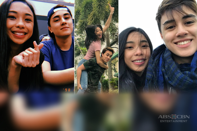 Your Perfect #CoPple – Photos of Maymay And Edward With Nothing But Kilig!