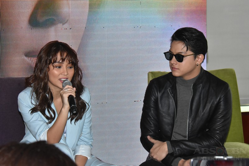We compiled CUTE moments of KathNiel during the La Luna Sangre Thanksgiving Presscon!