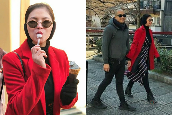 #JaFUN!✌️ Just 10 photos of Angel Locsin happily traveling in Japan!
