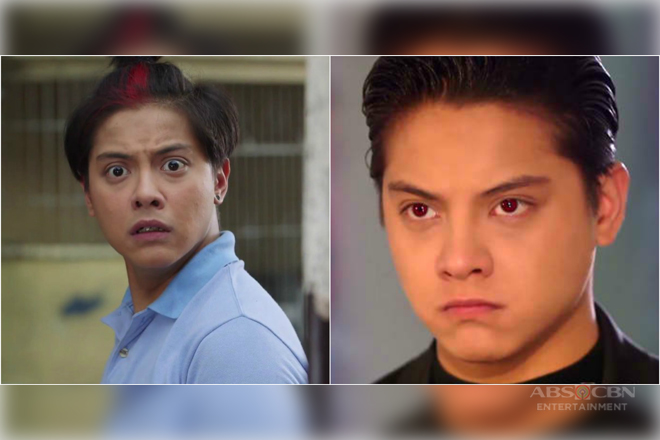 How Tristan's incredible transformations blew our minds on La Luna Sangre