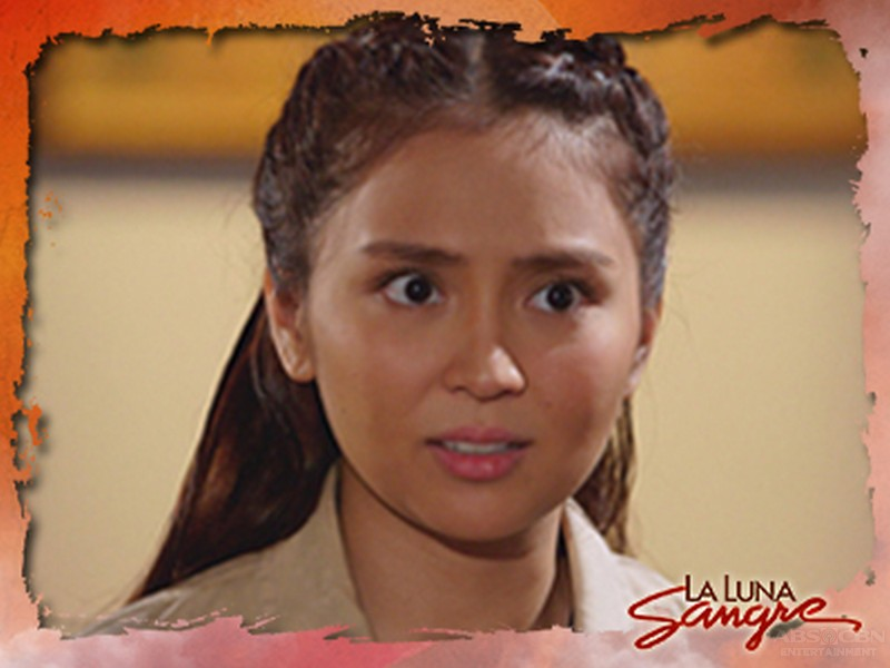 Malia's mesmerizing evolution in La Luna Sangre