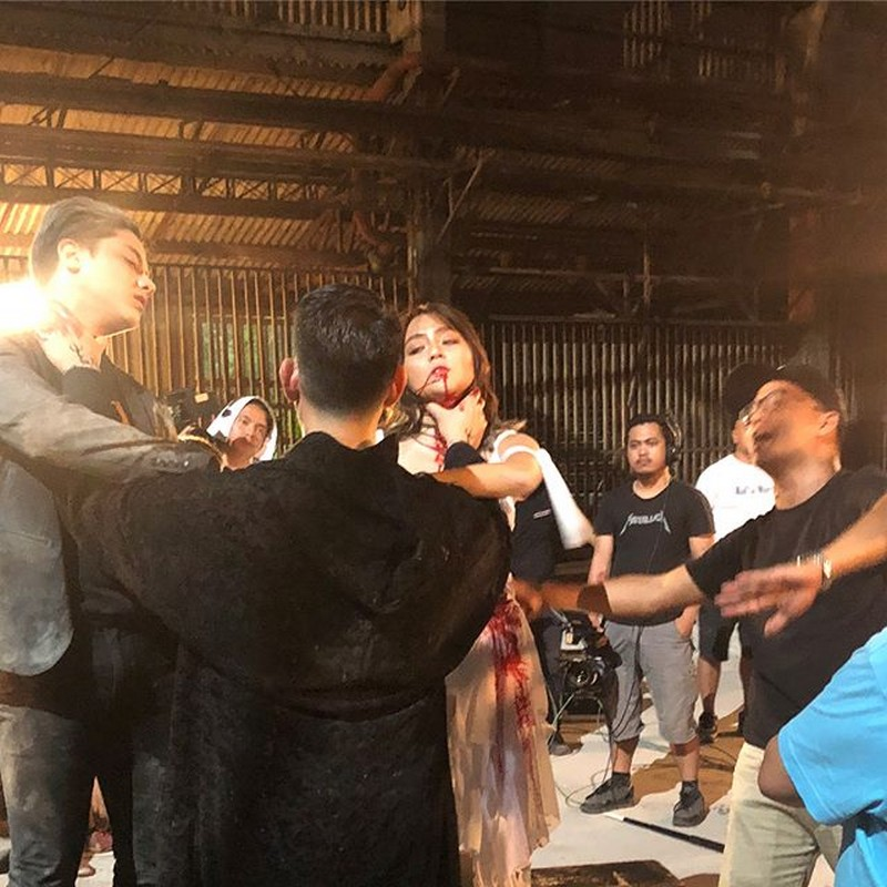 LOOK: #LaLunaSangreTheFinalBattle Behind-The-Scenes Photos