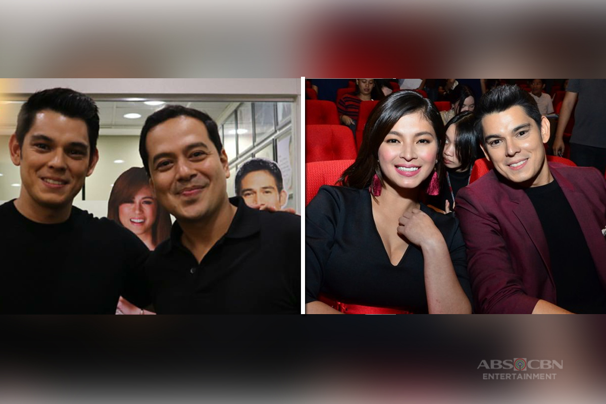 "Richard Gutierrez to John Lloyd and Angel: ""It's been epic working with these great actors"""