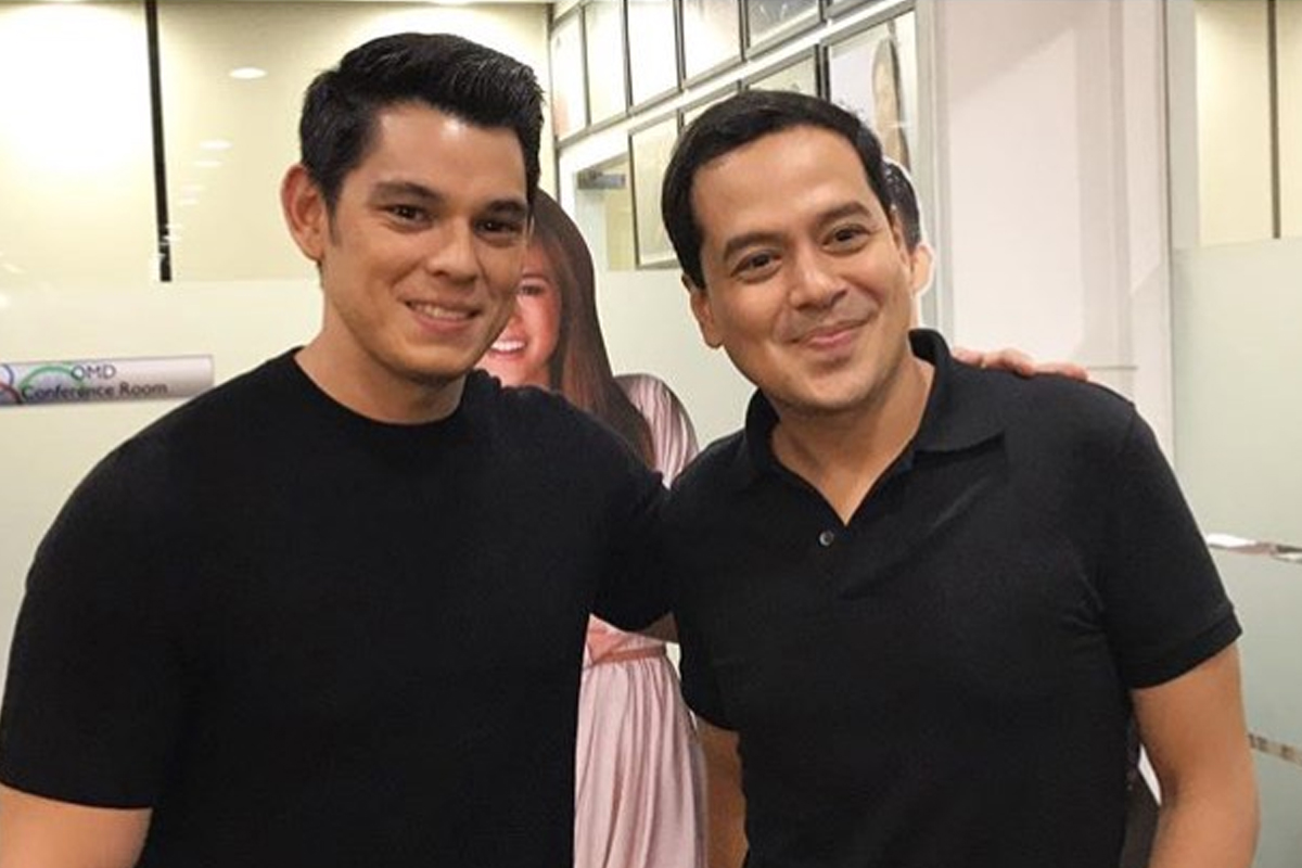LOOK: Richard Gutierrez has message for John Lloyd Cruz