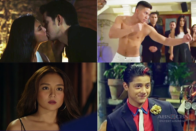 RATED LLS: Intense and hottest scenes in La Luna Sangre
