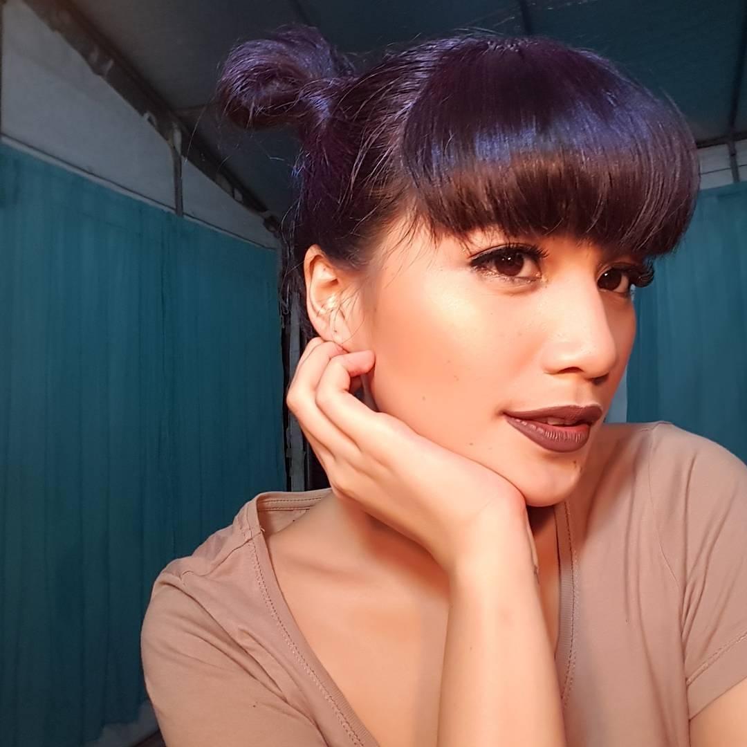 Behind-The-Scenes: Alyana Asistio joins the cast La Luna Sangre as Neri