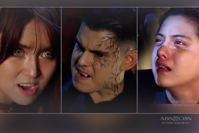 WATCH: Malia and Tristan's love vanquished Sandrino's dark side Thumbnail